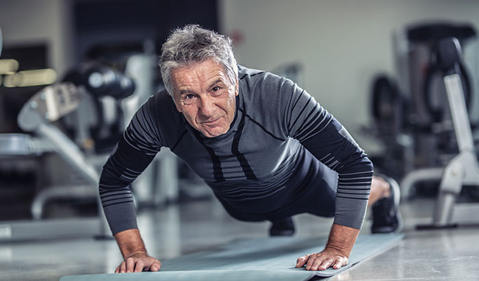 3 Muscle Building Workouts for Older Men