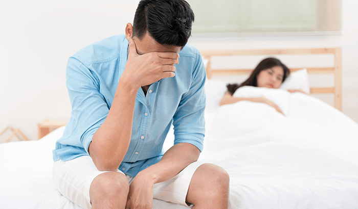 5 Most Common Myths About Erectile Dysfunction